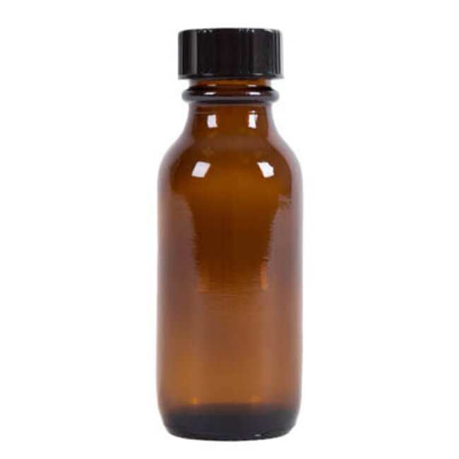 Azpack™Amber Glass Narrow Neck Winchester Bottles with Black Polycone Caps Capacity: 30mL; Dimensions: 33W x 83.3mmH Azpack™Amber Glass Narrow Neck Winchester Bottles with Black Polycone Caps