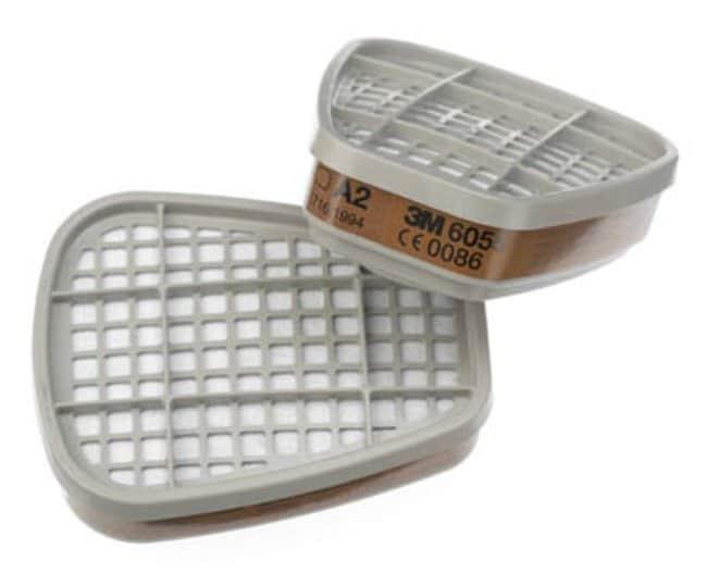 3M™Gas and Vapor Cartridge, 6000 Series: Air Purifying Respirators Respiratory Protection