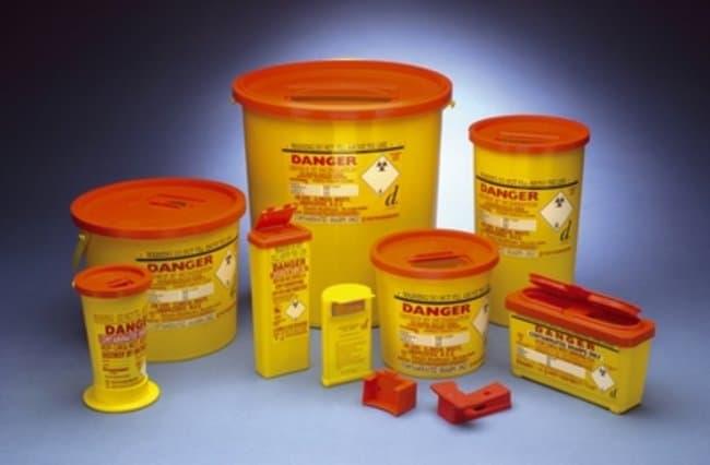 Pouds™ Wall Brackets: Sharps Destruction Equipment Hazardous Materials Storage and Disposal