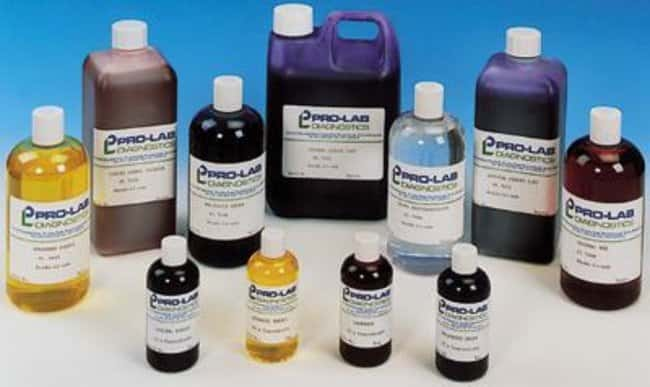 Pro-Lab Diagnostics™ Crystal Violet Stain, Concentrated Volume: 100mL Microbiology Stains, Dyes and Indicators