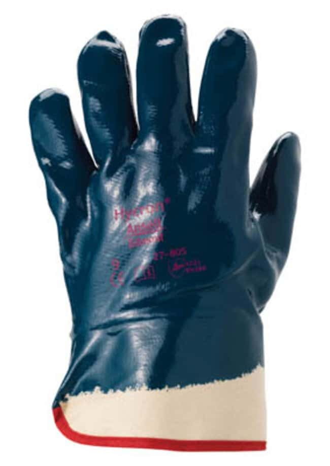 Ansell™Hycron™ 27-805 Series Blue Nitrile Heavy Weight Gloves Size: 9 products