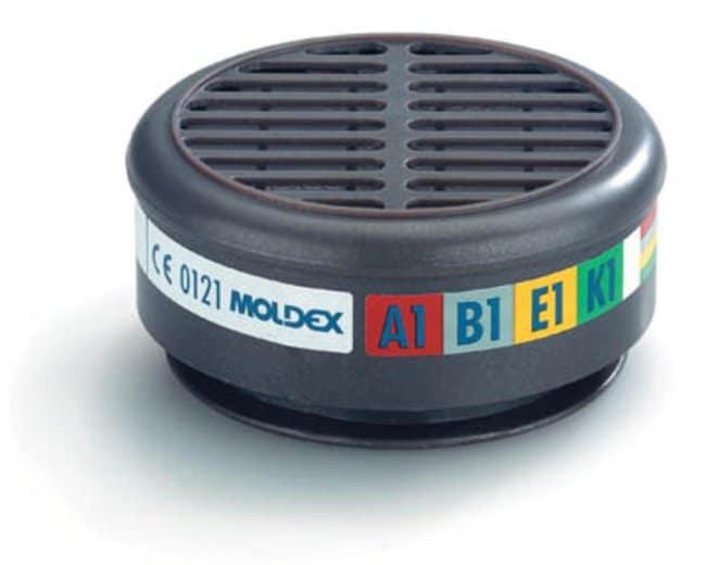 Moldex™A1B1E1K1 Gas Filter For 8000 Series Respiratory Cartridges Filter Type: A1B1E1K1 Air Purifying Respirator Cartridges and Filters
