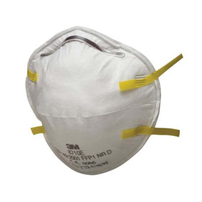 3M™ Disposable Particulate Respirator, 8000 Series Filter Type: FFP1 NR D; With valve; Qty: 20 Pack 3M™ Disposable Particulate Respirator, 8000 Series