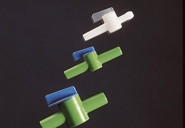 Kartell™Plastilab™ Straight-Bored Stopcocks Outer Diameter: 15mm Kartell™Plastilab™ Straight-Bored Stopcocks