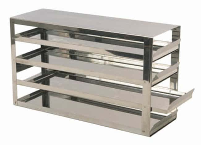 Tenak™ Comfort Rack for Upright Freezers Holds: 24 boxes Tenak™ Comfort Rack for Upright Freezers
