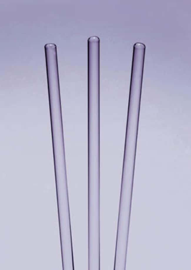 MBL™ Borosilicate Glass Stirring Rod Rounded Ends; Length ...