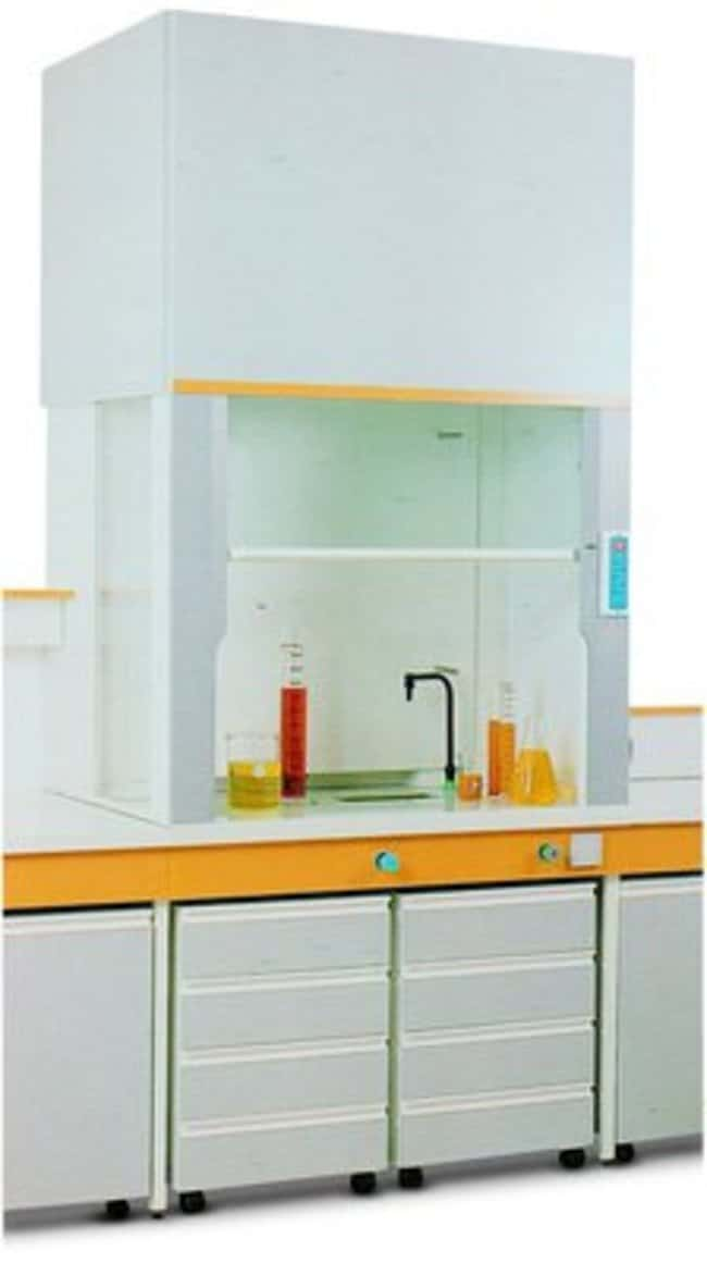 Cytiva (Formerly GE Healthcare Life Sciences) Polyvinyl Chloride Fume Cupboard:Fume