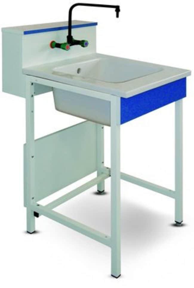 Equip Labo™Polypropylene Laundry Gress Furniture: Fregaderos Muebles, almacenamiento, gabinetes, carros y campanas