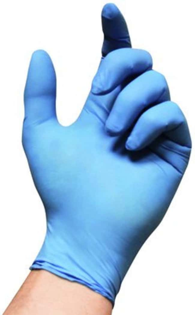 Ansell Edmont™ VersaTouch™ 92-200 Series Single-Use Blue Nitrile Gloves Size: 9 Products