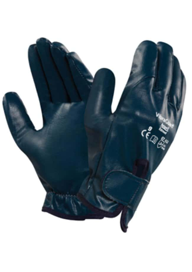 Ansell Edmont™ VibraGuard™ 07-112 Series Blue Nitrile Medium Weight Gloves Size: 11 Products