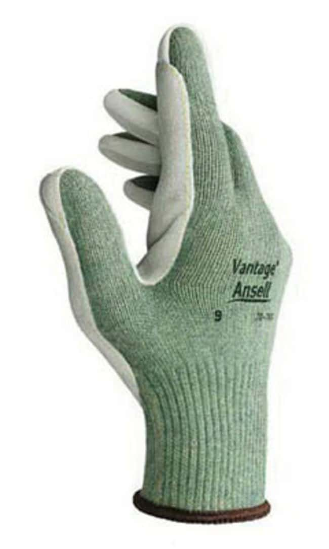 Ansell™ Vantage™ 70-765 Series Aramid Fiber Heavy Weight Gloves Medium-weight; 10 gauge; With leather palm; Size 10 products