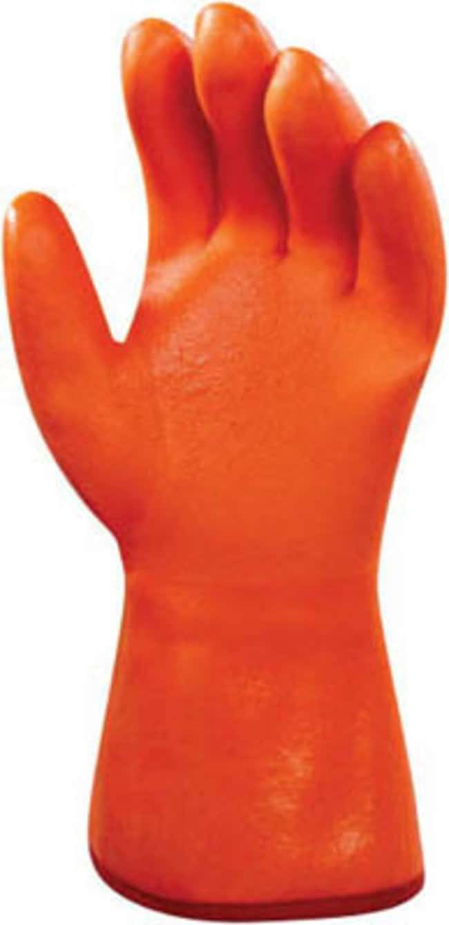 Ansell Edmont™Polar Grip™ 23-700 Series Fluorescent Orange PVC Heavy Duty Gloves Size: 9 Ansell Edmont™Polar Grip™ 23-700 Series Fluorescent Orange PVC Heavy Duty Gloves