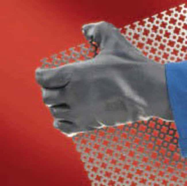 Ansell Edmont™ Edge™ 40-517 Series Gray Nitrile Medium Weight Gloves Size: 9 Products