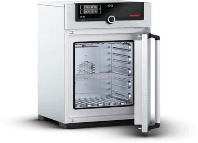 Memmert™ Forced-air Convection Oven with SingleDISPLAY Capacity: 53L; No. of Grids: 4 Memmert™ Forced-air Convection Oven with SingleDISPLAY