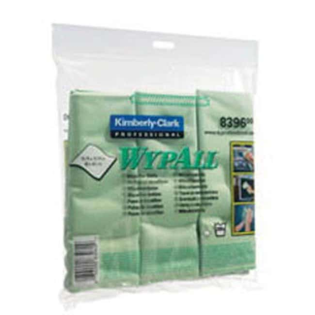 Kimberly-Clark™ WYPALL™ Microfiber Cloths Color: Blue Kimberly-Clark™ WYPALL™ Microfiber Cloths