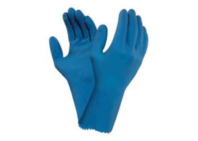Ansell™ proFood™ 87-305 Series Blue Natural Rubber Latex Gloves Size: 10 products