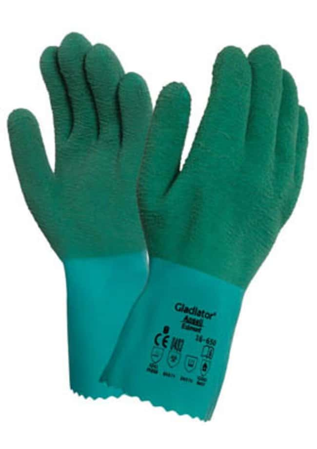 Ansell Edmont™ Gladiator™ 16-650 Series Heavy Weight Gloves Size: 9 products