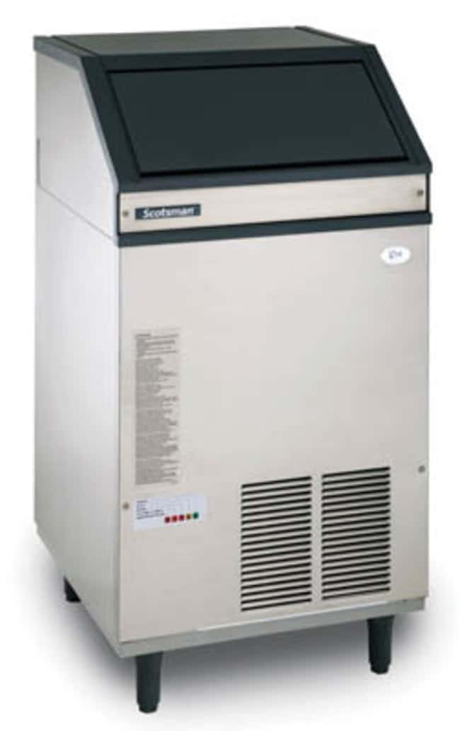 Scotsman Flake Ice Machines Bin Capacity 30kg Scotsman Flake Ice Machines Fisher Scientific