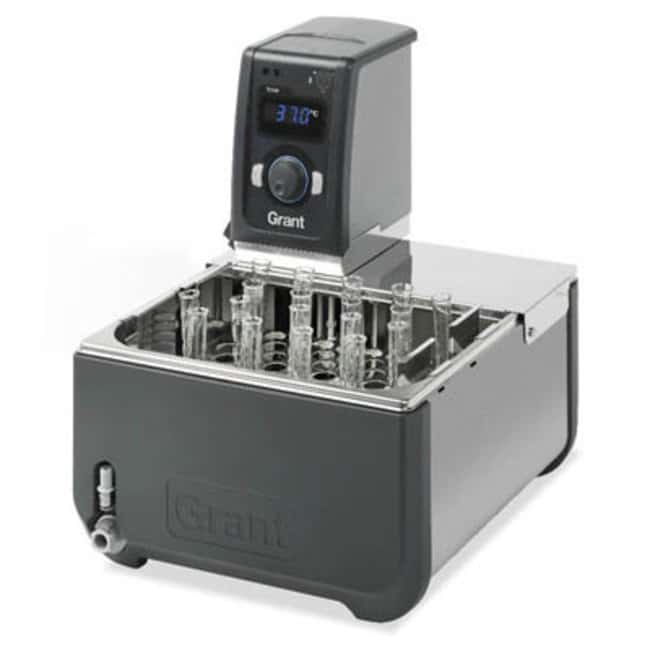 Grant Instruments™ TC120 Series Digital Heated Circulating Bath, Stainless Steel Tank Capacity: 12L Grant Instruments™ TC120 Series Digital Heated Circulating Bath, Stainless Steel Tank