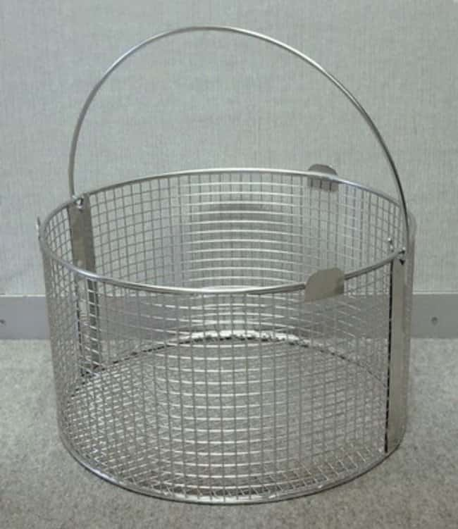 Astell Scientific™Stainless Steel Wire Basket For use with: AMA250/260/270 model autoclaves Cestas para esterilizadores y autoclaves