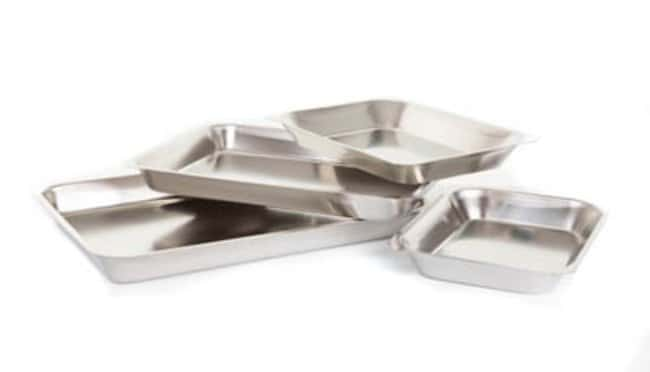 Nickel Electro™ Stainless Steel Dissection Dish  Nickel Electro™ Stainless Steel Dissection Dish