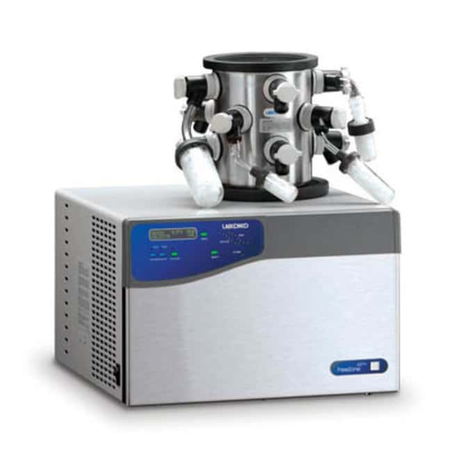 Labconco™ Cascade Benchtop Freeze Dry System with 12-port