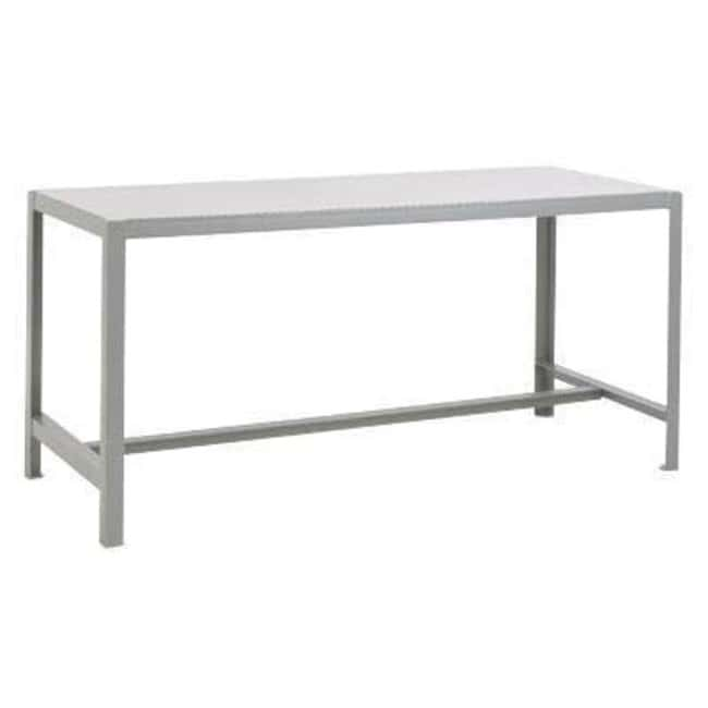 ManutanEngineers workbench, standard steel top, 840mm x 1200mm x 600mm  Laboratory Benches and Tables