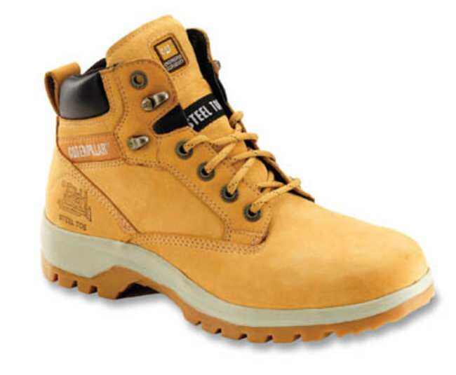 hot sale various colors big discount Caterpillar Ladies Nubuck Safety Boots Size: 6 Caterpillar Ladies ...