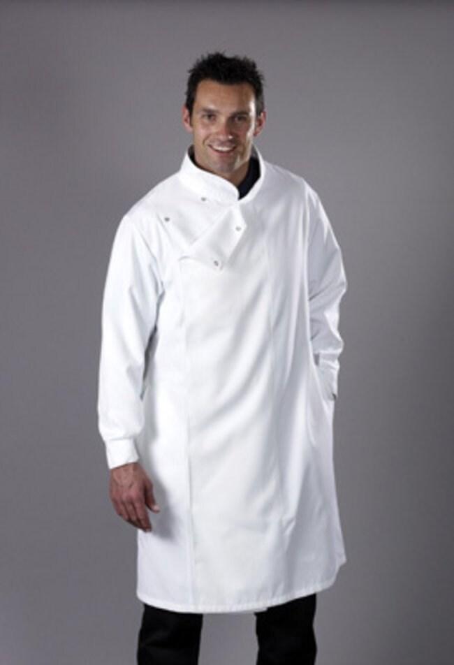 logistik unicorp blouse de laboratoire blanche 65 polyester 35 coton faithful blouses. Black Bedroom Furniture Sets. Home Design Ideas