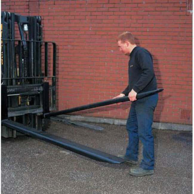Key Industrial Equipment™Fork extension, W x D 150 x 60mm, extended length 1830mm  Drum Dollies and Trucks
