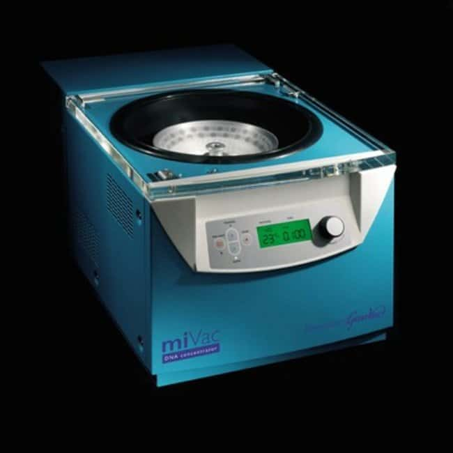 Genevac™ miVAC DNA Vacuum-Integrated Centrifugal Concentrator System 597 x 360 x 300mm Centrifugal Filter Devices