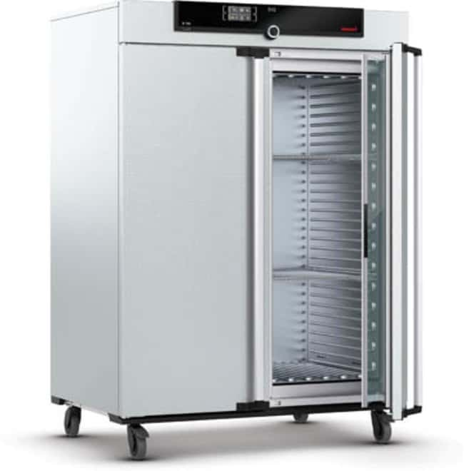 Memmert™Forced Convection Standard Incubator with Single Display and Touchscreen, 749 L, Stainless Steel Capacity: 749L; 14 Grids Standard Incubators