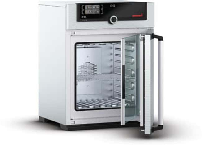 Memmert™Forced Convection Standard Incubator with Single Display and Touchscreen, 53 L, Stainless Steel Capacity: 53L; 4 Grids Standard Incubators