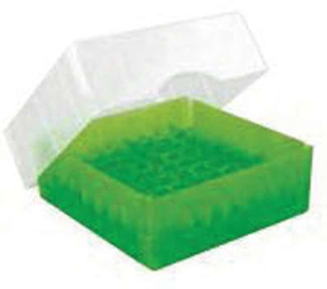 Fisherbrand™Polypropylene Cryoboxes with Slip Lid: Boxes Racks, Boxes, Labeling and Tape