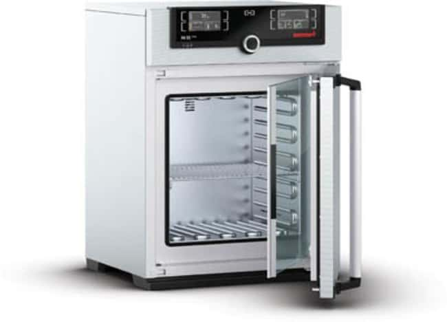 Memmert™Natural Convection Standard Incubator with Twin Display and Touchscreen, 53 L, Stainless Steel Capacity: 53L; 4 Grids Standard Incubators
