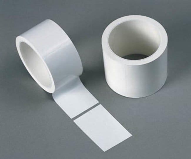 Micronova™Irradiated MicroSeal™ and Cuff Tape MicroSeal Sleeve Seal Tape, white LDPE, 3 in. plastic core, 2 in. x 18 yds, Irradiated Micronova™Irradiated MicroSeal™ and Cuff Tape