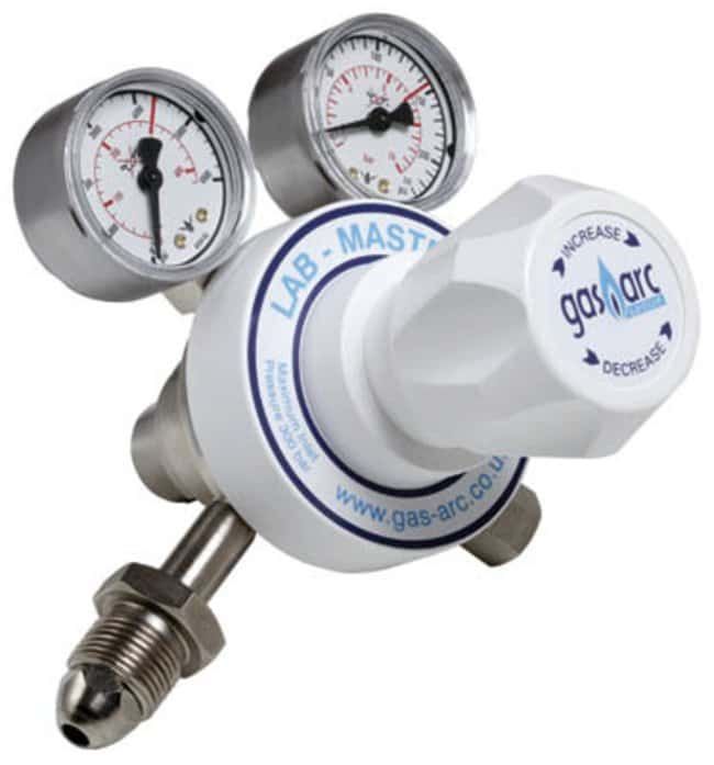Gas Arc™Multi Stage Gas Regulator: Gas Accessories Gases and Gas Accessories