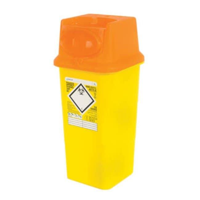 Sharpsafe™Polypropylene Non-medicinal Sharps Container: Sharps Destruction Equipment Hazardous Materials Storage and Disposal