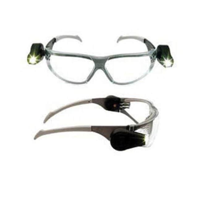 3M™Polycarbonate Safety Glasses Lens Tint: Clear; Frame Color: Black/Grey General Purpose Safety Glasses
