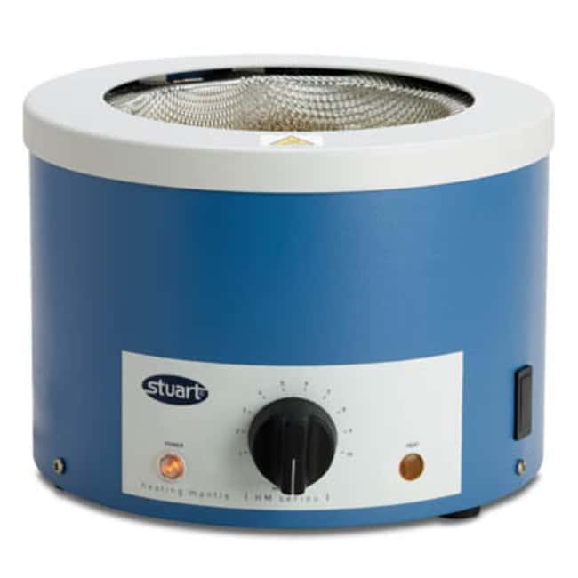 Stuart™ HM2000C Model Heating Mantle Capacity: 2000mL Electrical Heating Mantles with Controllers