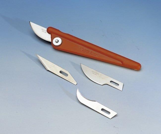 Swann-Morton™Scalpel Blade Set Size: Blades no. 1 and 2 Scalpels