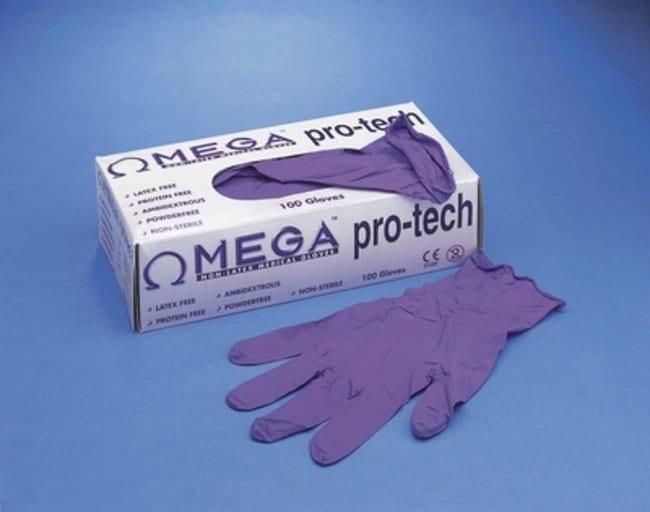 Ansell™Nitritex™ Omega Pro-tech™ Disposable Powder-free Examination Gloves Size: 2XL Ansell™Nitritex™ Omega Pro-tech™ Disposable Powder-free Examination Gloves