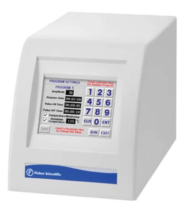 Fisherbrand™Q700 Sonicator without Probe Capacity: 0.2 to 1000mL Ultrasonic Homogenisers