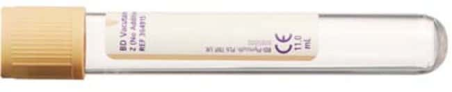 BD Vacutainer Plastic Urinalysis Tubes:Healthcare:ClinicDx Products