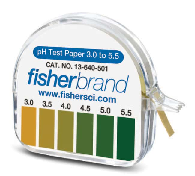 Fisherbrand™ pH Test Paper Rolls