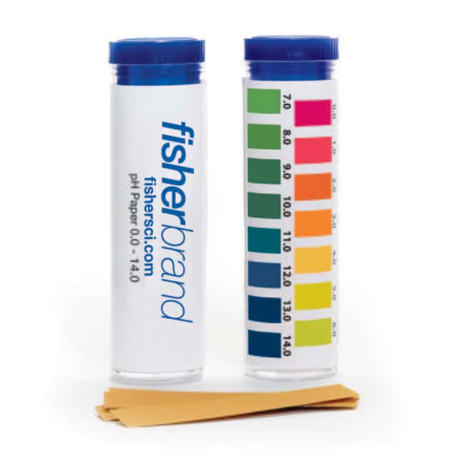 Fisherbrand™ Paper pH Strips