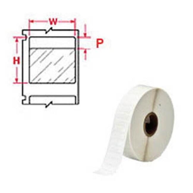 Brady™Polyester-Etiketten für Thermotransferdrucker Abmessungen: 50.8X 6.35mm (BxH); Oberfläche: Glanz Produkte