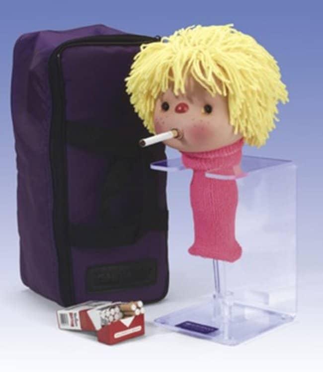 3B Scientific™Smokey Sue the dangers of smoking  STEM Medical Technology