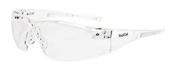 Bolle Protection™ Lunettes de sécurité avec verres en polycarbonate et  monture en PVC 4ba7b190606d