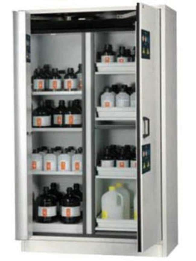 asecos™Type 30 Combi Safety Storage Cabinets K-PHOENIX-30 No. of Shelves: 7 asecos™Type 30 Combi Safety Storage Cabinets K-PHOENIX-30